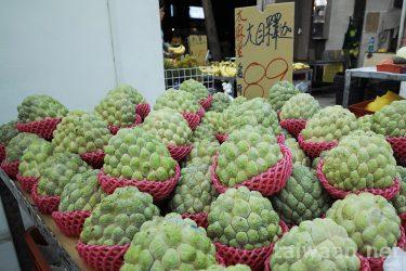台湾の果物が種類豊富、安くて絶品だった件