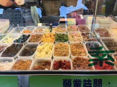 自由黃昏市場で特濃な台湾高雄の地元民気分を満喫できる件